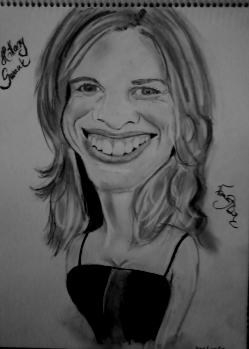 Hilary Swank by Moncs27